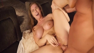 Passionate super sexy slut Lena Paul gonzo pussy drilled HD