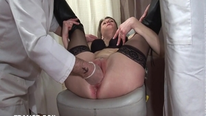 Hard slamming along with super hot amateur