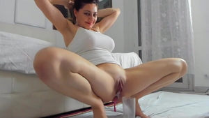 Large tits mature fingering dirty talk live on webcam in HD