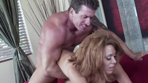European Sienna West with Lee Stone reality cum in mouth