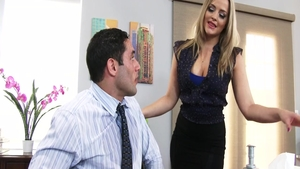 Cumshot sex scene together with big ass rough Alexis Texas