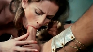 Large boobs passionate supermodel rough pussy eating in HD