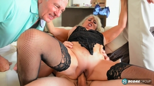 Large tits mature humiliation