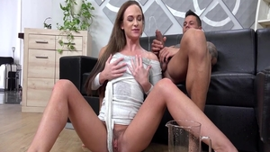 Chick Cristal Caitlin pissing sex tape HD