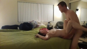 Loud sex with big ass babe