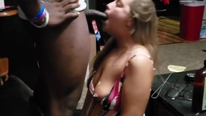 Hotwife being pounded by BBC guy