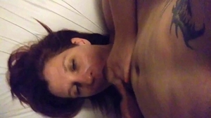 Amateur have sex with huge cock daddy