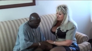 Ramming hard along with hotwife