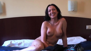 Double penetration at the audition in HD