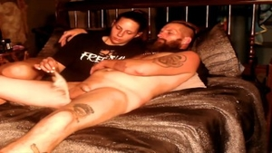 'Hard Pegging And pooper Play, Prostate Massage Till he Cums Hard'
