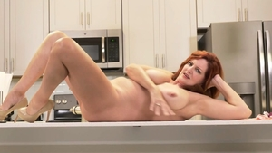Andi James feels up to raw sex