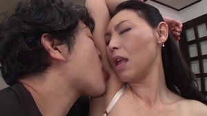 Asian hotwife needs nailed rough in tight stockings HD
