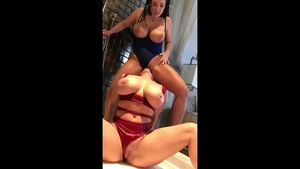 Busty MILF finds dick to fuck