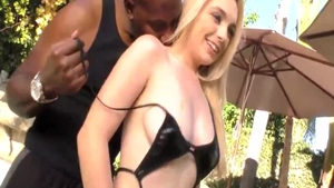 Plowing hard in company with young stepmom Casey Ballerini