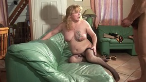 Huge european wife hard sex at the casting