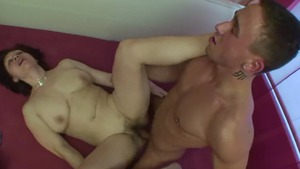 Rough sex accompanied by hottest teacher