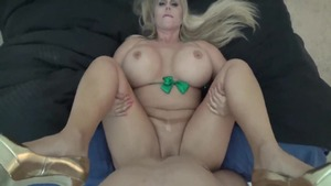 Hottest hotwife has a taste for hard slamming