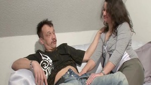 German couple feels the need for hardcore sucking cock