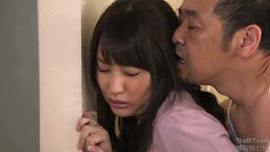 Japanese hotwife has a taste for slamming hard