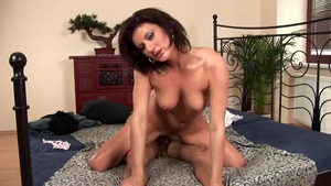 Large tits and hot MILF tittyfuck