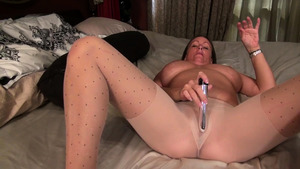 Fetish rough nailing together with Anna Moore