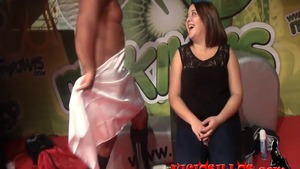 Super sexy & chubby MILF ass pounded