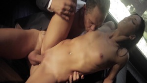 Rough sex together with stunning Alexa Tomas