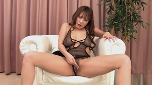 Asian brunette wishes for hardcore hard ramming HD