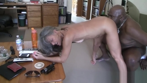 Small boobs smashed by BBC